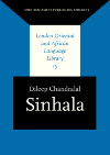 image of Sinhala
