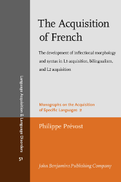 image of The Acquisition of French