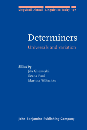 image of Determiners