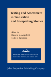 image of Testing and Assessment in Translation and Interpreting Studies