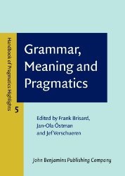 image of Grammar, Meaning and Pragmatics