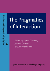 image of The Pragmatics of Interaction
