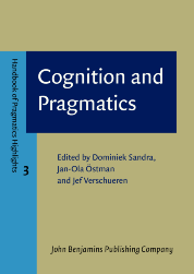 image of Cognition and Pragmatics