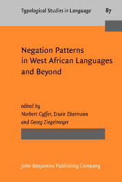image of Negation Patterns in West African Languages and Beyond