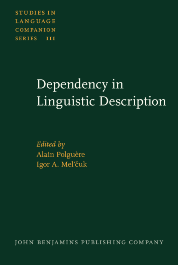 image of Dependency in Linguistic Description