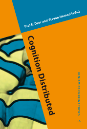 image of Distributed cognition: A methodological note