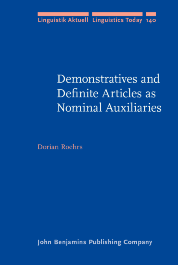 image of Demonstratives and Definite Articles as Nominal Auxiliaries
