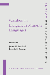 image of Variation in Indigenous Minority Languages