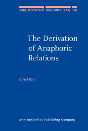 image of The Derivation of Anaphoric Relations