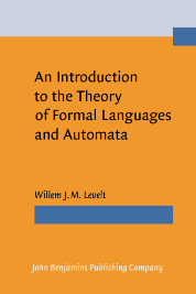 image of An Introduction to the Theory of Formal Languages and Automata