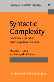 image of Syntactic Complexity