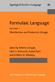 image of Formulaic Language