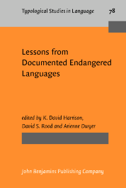 image of Lessons from Documented Endangered Languages