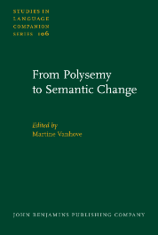 image of From Polysemy to Semantic Change