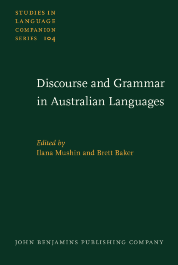 image of Discourse and Grammar in Australian Languages