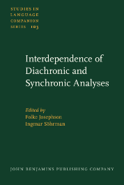 image of Interdependence of Diachronic and Synchronic Analyses