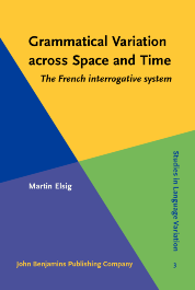 image of Grammatical Variation across Space and Time