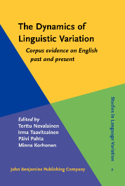 image of The Dynamics of Linguistic Variation
