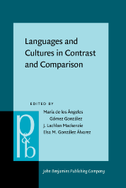 image of Languages and Cultures in Contrast and Comparison