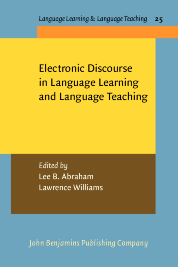 image of Electronic Discourse in Language Learning and Language Teaching
