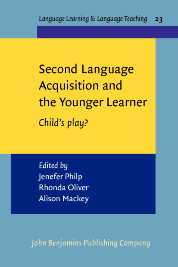 image of Second Language Acquisition and the Younger Learner