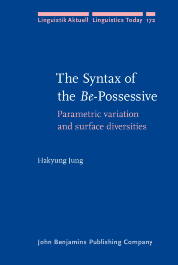image of The Syntax of the <i>Be</i>-Possessive