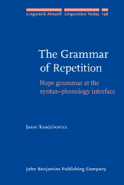 image of The Grammar of Repetition
