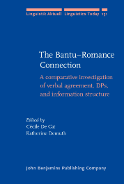 image of The Bantu–Romance Connection