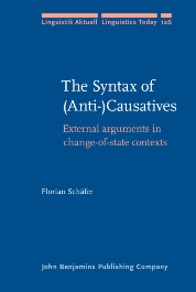image of The Syntax of (Anti-)Causatives