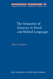 image of The Semantics of Generics in Dutch and Related Languages