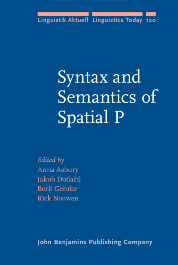 image of Syntax and Semantics of Spatial P