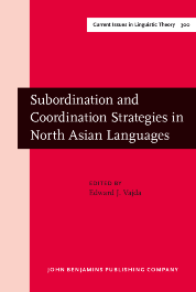 image of Subordination and Coordination Strategies in North Asian Languages