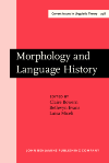 image of Morphology and Language History