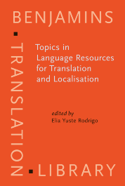 image of Topics in Language Resources for Translation and Localisation