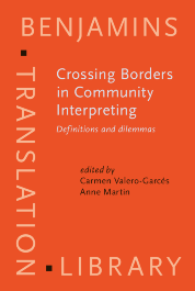 image of Crossing Borders in Community Interpreting