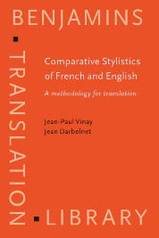image of Comparative Stylistics of French and English