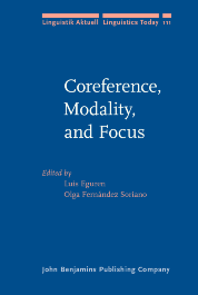 image of Coreference, Modality, and Focus