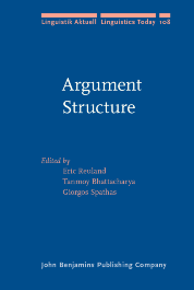 image of Argument Structure