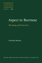 image of Aspect in Burmese