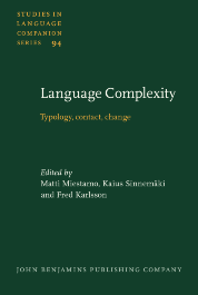 image of Language Complexity