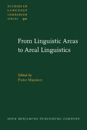 image of From Linguistic Areas to Areal Linguistics