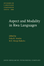 image of Aspect and Modality in Kwa Languages