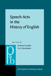 image of Speech Acts in the History of English