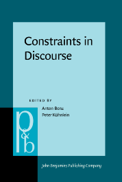 image of Constraints in Discourse