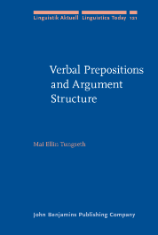 image of Verbal Prepositions and Argument Structure