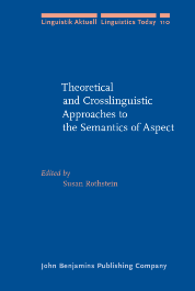 image of Theoretical and Crosslinguistic Approaches to the Semantics of Aspect