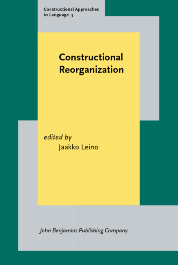 image of Constructional Reorganization