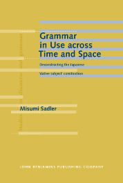 image of Grammar in Use across Time and Space
