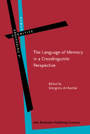 image of The Language of Memory in a Crosslinguistic Perspective