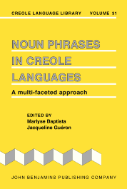 image of Noun Phrases in Creole Languages